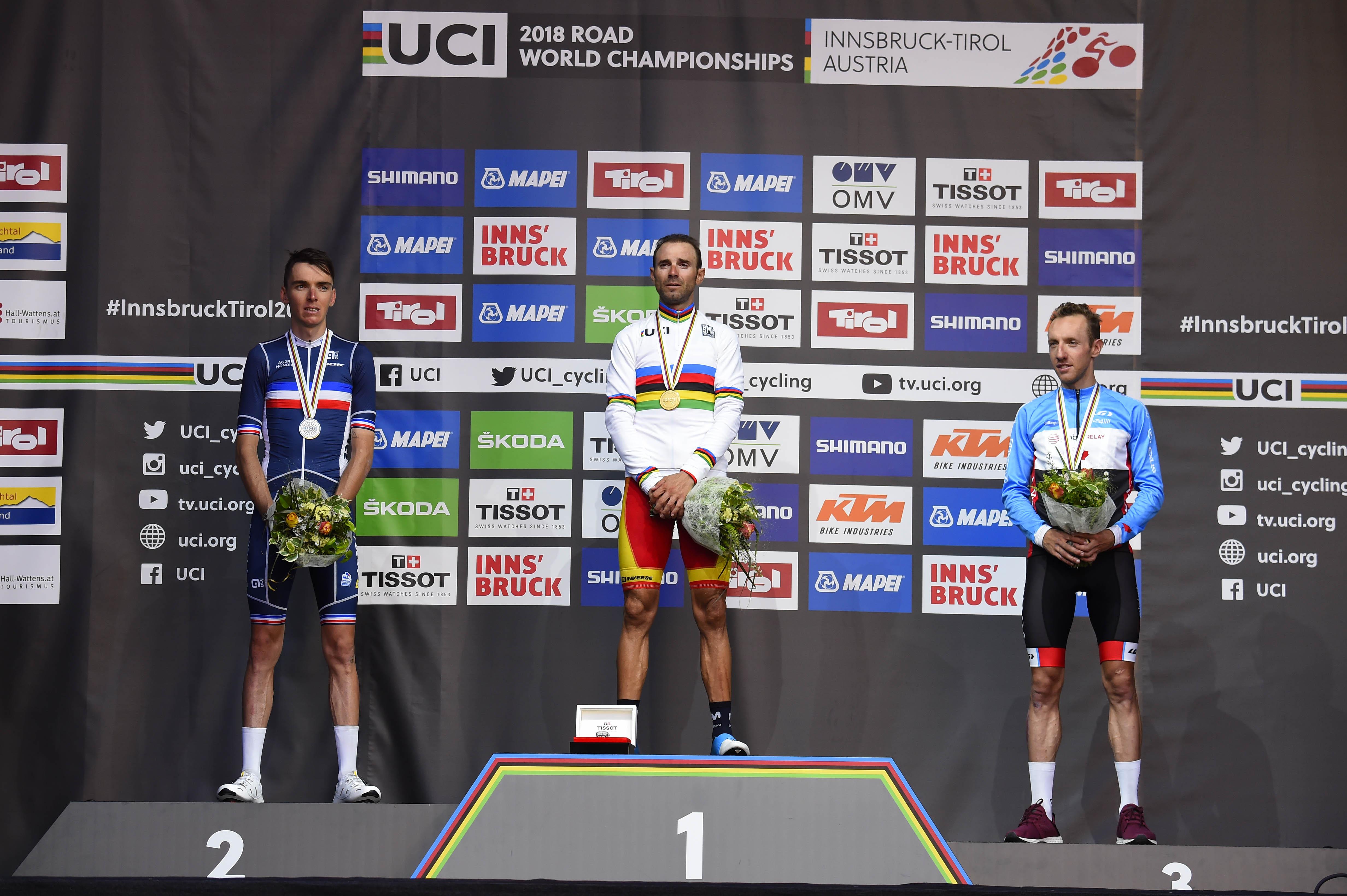 The podium – 2