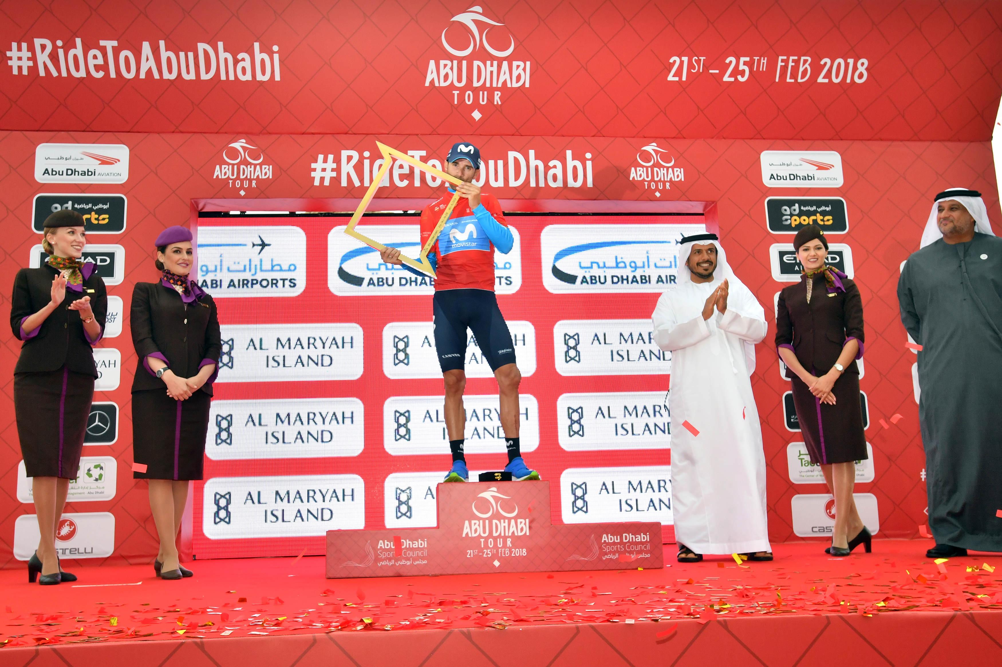 Abu Dhabi Tour 2018 – 4a edizione – Tappa 5 – Abu Dhabi Airports Stage – da Qasr Al Muwaiji a Jebel Hafeet – 199 km (123,6 miglia)